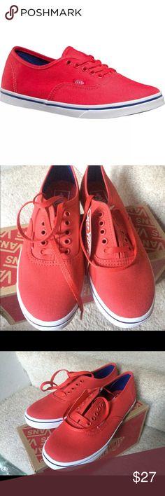 New VANS authentic lo pro shoes women 5.5 men 4 Brand new in box 🔆 13d20aeb4d3