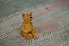 Hey, I found this really awesome Etsy listing at https://www.etsy.com/listing/62773787/bear-needle-felting-kit-diy-craft-learn