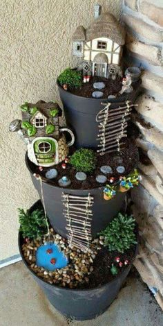 Cute idea for plants!