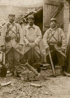 Soldats artilleurs
