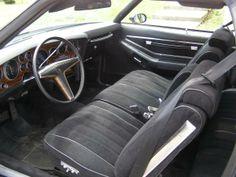 77 Pontiac Grand Prix 60/40 POWER Split Bench Seat Pontiac Grand Prix, Bench Seat, General Motors, Car Ins, Nascar