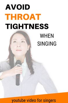 Do you experience tight throat when singing? Here is a simple exercises to help with tension. Singing In The Car, Learn Singing, Singing Tips, Happy Birthday Song Video, Vocal Warm Up Exercises, Singing Techniques, Workout Warm Up, Songs To Sing, Easy Workouts