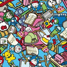 "77 Likes, 5 Comments - licca (@licca.chan) on Instagram: ""August 19 released Doraemon × Hello Kitty Items!!!!\(^_^)/ #hellokittyjapan #hellokittyplush…"""