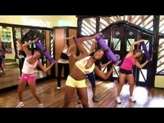 Ejercicios para piernas, cintura y glúteos de escandalo - YouTube