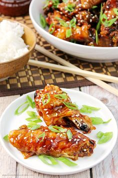 Asian Sticky Wings 1b