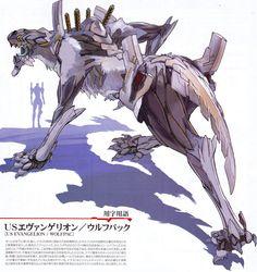 MECHA GUY: Neon Genesis Evangelion -ANIMA- Visual Art [Updated 3/4/13]