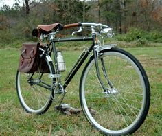 Very cool restored Raleigh Bicycle