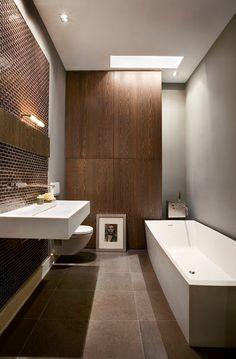 Tribeca bathr, NYC. David Howell Design.