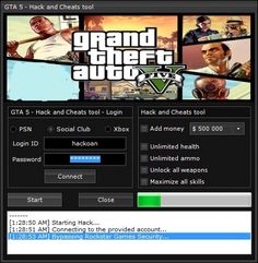 GTA 5 Money Hack Tool – Get Unlimited Cash, No Survey Free Download