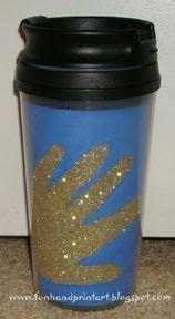 The playgroup I belong to, did a Make Your Own Travel Mug playdate. The organizer bought the travel mugs from Dollar Tree, and we were able to decorate them however we liked (the ideas are endless!). Here is my version: The travel mug comes with a piece of paper that they can color to place …