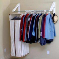 Arrow Hanger AH3X12 Quik Closet Clothes Storage System Arrow
