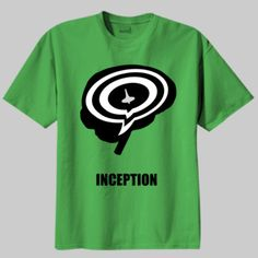 Dream in a Dream...Get your INCEPTION t shirt exclusively at SplashMyTee