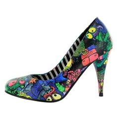 PARTY MONSTER HEEL, Foot Fashion South Africa