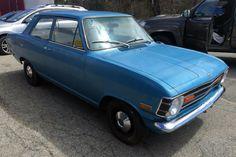 Tiny Limo: 1970 Opel Kadett B - http://barnfinds.com/tiny-limo-1970-opel-kadett-b/