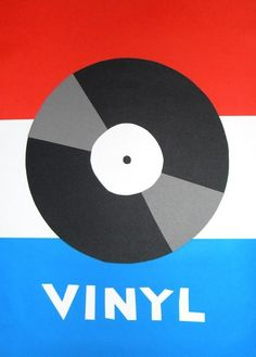 Vinyl show via @Amanda Harris Acrobat