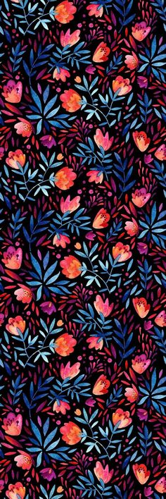 Office Wallpaper, Iphone Wallpaper Fall, Nursery Wallpaper, Cute Wallpaper Backgrounds, Pretty Wallpapers, Colorful Wallpaper, Wallpaper Roll, Flower Wallpaper, Peel And Stick Wallpaper