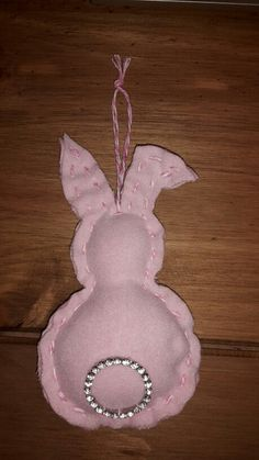Handmade by Hoppy - Bunny