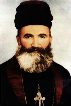 A younger photo of the Late Mar Yosip Khnanisho