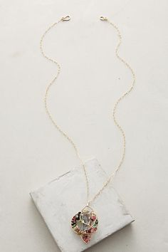 Northern Pendant Necklace - anthropologie.com