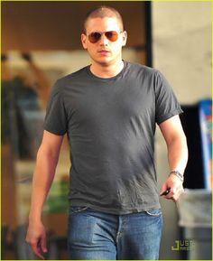 Wentworth Miller - Michael Scofield