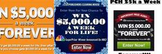 Enter to Win Publishers Clearing House Sweepstakes - Bing images Win Cash Prizes, Enter To Win, Bing Images, House, Life, Home, Homes, Houses