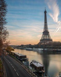Bonne journée à tous !  #Paris #巴黎 #파리 #パリ #Париж #باريس #TopParisPhoto #ig_europe #igersparis #igs_europe #ig_clubaward #France #fantastic_capture #Super_France #special_shots  #CBviews #ig_mood #thebestdestinations #wowshot #exclusive_france #worldplaces #bbctravel #place_wow #instagoodmyphoto @instagram #beautifuldestinations #ig_sharepoint #france_vacations #natgeo #exploretocreate #wonderful_location by picfromparis