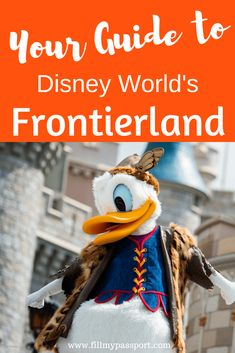 Guide to Disney Frontierland
