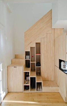 Clever Small Apartment Transformation
