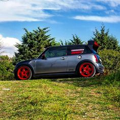 MINI COOPER S R53 by thomaidis mini service