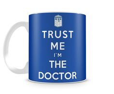 Caneca Doctor Who (Keep Calm)