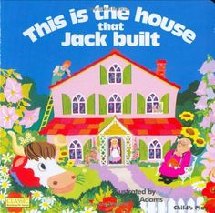 This Is the House That Jack Built (Classic Books) by Pam Adams http://www.amazon.com/dp/0859534685/ref=cm_sw_r_pi_dp_J0rHub1T02BS7