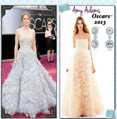 Amy Adams Fairy Tale Gown | 2013 Oscars Red Carpet: 3 Celebrity Looks For Less