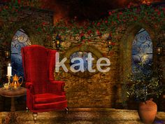Find More Background Information about Newborn Fotografie Background Studio Backdrops Stone Wall Covered Rose Flowers Red Chair  Kate Background Backdrop,High Quality flower container,China backdrops beautiful Suppliers, Cheap flower feet from Background design room Store on Aliexpress.com