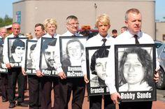 Anniversary of Irish Republican Hunger Strike. It seems like it was yesterday that Bobby Sands began his hunger strike! Now, it's 30 years later. Roisin Dubh, Bobby Sands, Irish Republican Army, Hunger Strike, Irish Eyes, Family Genealogy, Brain Food, 30th Anniversary, My Heritage