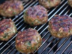 Grilled Meatballs on a Charcoal Grill. This is the best homemade meatball recipe modified slightly for the charcoal grill. Grilled meatballs are fun and tasty. Grilled Meatball Recipe, Best Homemade Meatball Recipe, Meatball Recipes, Beef Recipes, Healthy Recipes, Healthy Food, Recipies, A Food, Good Food