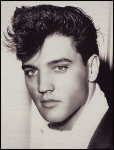 50's promotion  photo. He is one gorgeous man, dare I say perfection