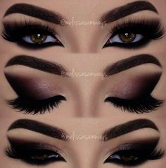 Cat eye makeup will never lose its popularity many makeup artists would agree with this statement. Click to see our magnetizing cat eye makeup ideas!