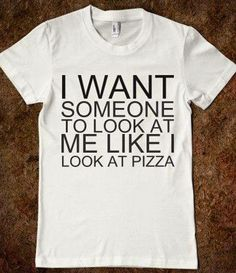 That would be someone special...or someone cannibalistic...