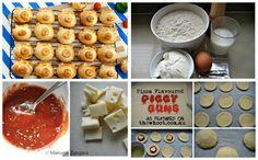 piggy buns collage