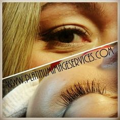 Natural eyelash extensions with a free lash consultation, Platinum Image Services, Los Angeles, California, United States - Yelp