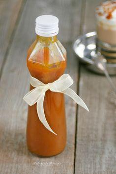 Dyniowy syrop korzenny do kawy - Pumpkin Spice