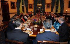 Mango crème brulee for Modi at Obama dinner Read more : http://www.gismaark.com/NewsExpressViews.aspx?NEID=102 #GISMaark #ModiInAmerica