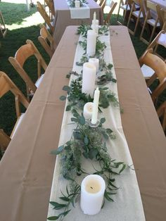 Outstanding 22 Ruscus Greens Garland for Wedding https://weddingtopia.co/2018/04/27/22-ruscus-greens-garland-for-wedding/ Pew decorations play a critical part in wedding church decoration and considered among the very best approach to make an outstanding effect on the ceremony decor.