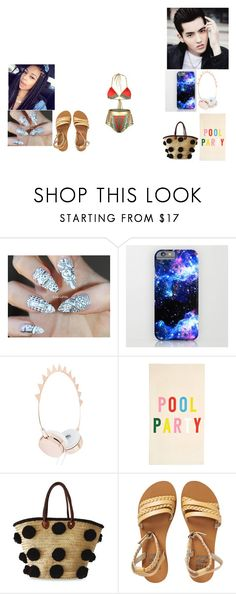 """""""EXO Kris Wu #5"""" by infinityisangel ❤ liked on Polyvore featuring KRISVANASSCHE, band.do, Soeur Du Maroc and Billabong"""