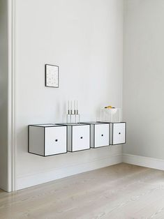 Frame Shelf System from by Lassen - NordicDesign