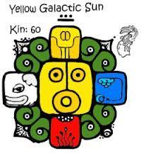 4 de Noviembre / Sol Galáctico Amarillo | Legado Maya