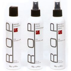 Hair care products for wigs and hairpieces for sale in Canada at our store.  #wigs #haircare #wigproducts #wigspray #wigconditioner #wigshampoo #wigscanada