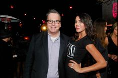 No way Tom Arnold with a Runway Waiter! Toms, Runway, Celebrity, Events, Model, Mathematical Model, Walkway, Cat Walk