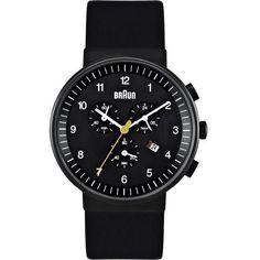 Braun Watch.