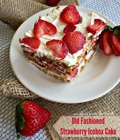 ... dessert may be old fashioned -- but it's completely fabulous